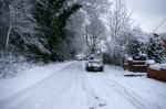 Snow Wellington Avenue