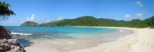 Rendezvous Bay Panorama