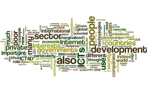 ICT4Dwordle
