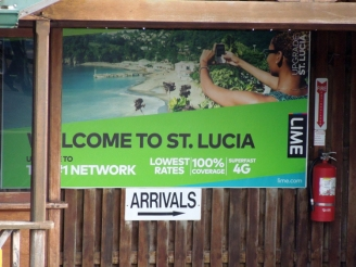 St Lucia small