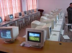 Shuang Bai TTS computer lab