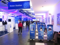 Water stationms