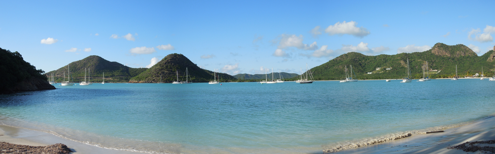 Panorama Jolly Harbour Bay