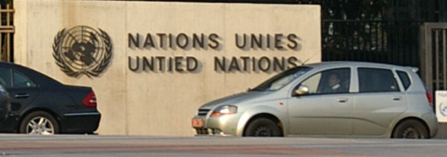 The Untied Nations